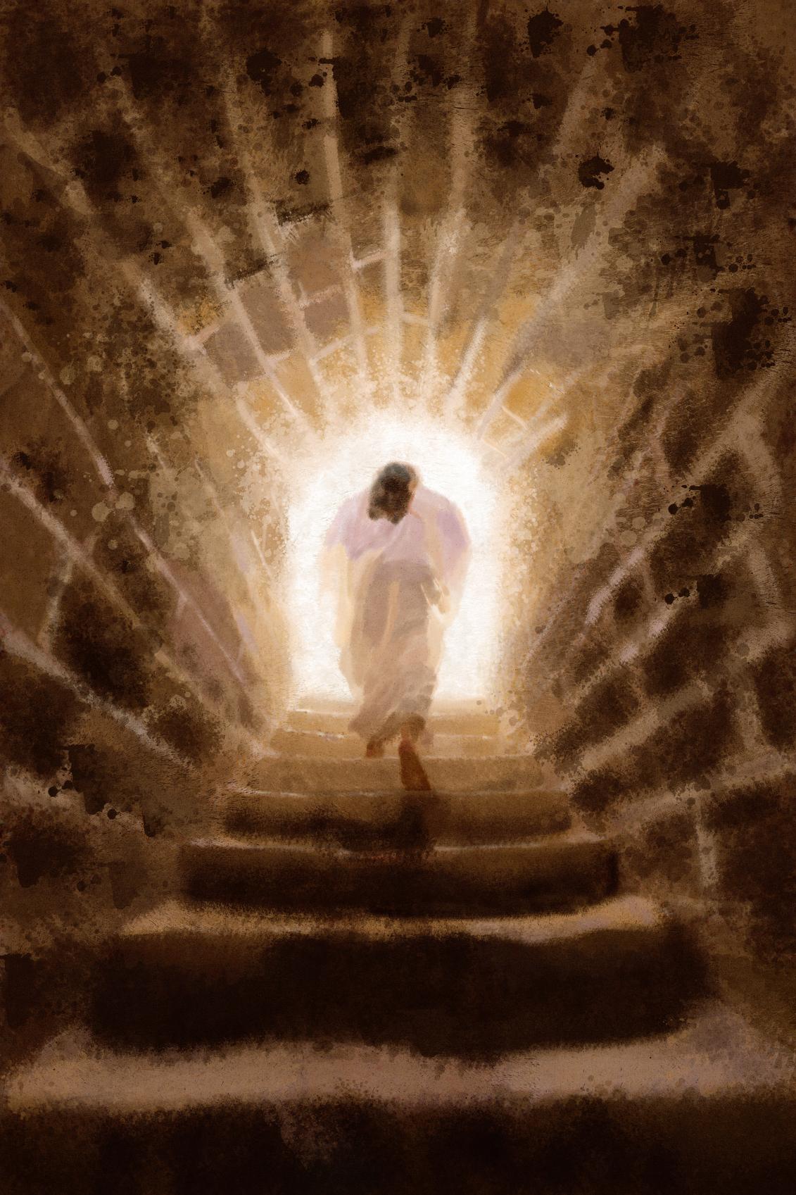 Jesus uppståndelse – läromedel i religion åk 4,5,6   1131 x 1697 jpeg 2540kB